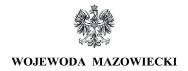 Wojewoda Mazowiecki